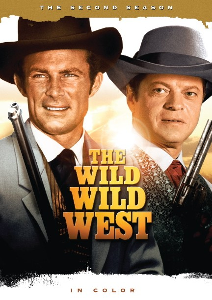 WILD WILD WEST:COMPLETE SECOND SEASON BY WILD WILD WEST (DVD)